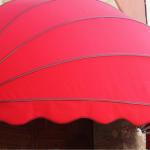 Cómo cuidar tu toldo en un temporal en Alicante