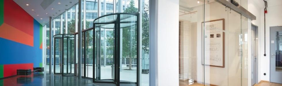 puertas de cristal en alicante